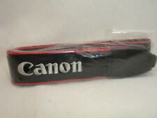 CANON EOS CAMERA NECK STRAP EW-400D, NEW cond for M5 M6 7D 5D 6D Mark 80D 90D