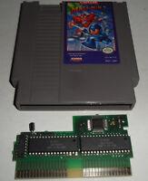 AUTHENTIC VG COND Nintendo NES Game MEGA MAN 5 Cleaned Super Fun RARE! V