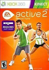 EA Sports Active 2 Microsoft Xbox 360 Kinect Game