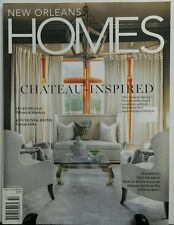 New Orleans Homes & Lifestyles Chateau Inspired Kitchens Baths FREE SHIPPING sb