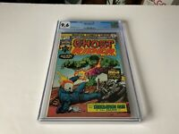 GHOST RIDER 11 CGC 9.6 WHITE PAGES BATTLES INCREDIBLE HULK MARVEL COMICS 1975