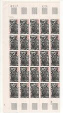FRANCE FEUILLE NEUVE N° 2160. ABBAYE DE VAUCELLES 1981  PRIX: 11,95 €