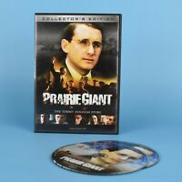 Prairie Giant - The Tommy Douglas Story - Collector's Edition DVD - CBC
