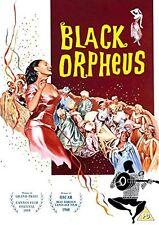 BLACK ORPHEUS (Orfeo Negro) di Marcel Camus DVD FILM in Portoghese NEW .cp