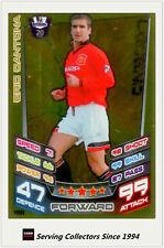2012-13 Match Attax Legend Foil Card #498 Eric Cantona (Man Utd)