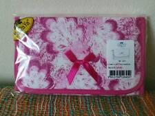 NARAYA Cosmetic Bag Makeup  Pink Floral  Color NB60S  CP120-6450 Thailand New