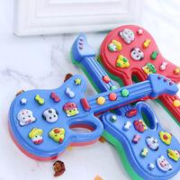 - plastik e - gitarre kinderlied musikinstrument. kinder - geschenk