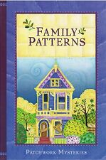 Family Patterns Patchwork Mysteries By Kristin Eckhardt 2010 Hardcover Book 1