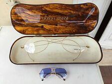 Occhiale gigante Giorgio Armani glasses espositore collezione magnum