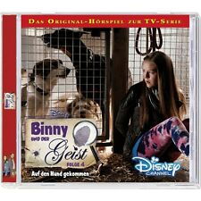 Disney: Binny und der Geist - Folge 4 - Hörbuch / Hörspiel - CD - NEU