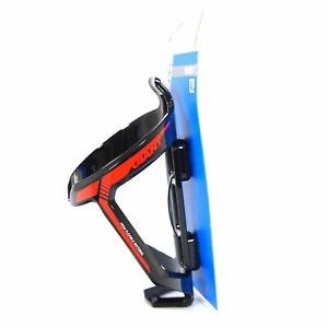 Giant Proway Cycling Bike Water Bottle Cage - Black & Red 1 or 2 cages