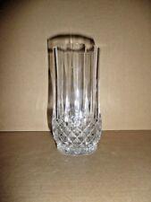 GOBELET haut 28 cl , en cristal d'arques France modèle LONGCHAMP choix quantité