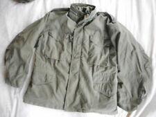 GENUINE 1969 US Army VIETNAM ISSUE M65 M 65 FIELD COAT COMBAT jacket OG 107 M S