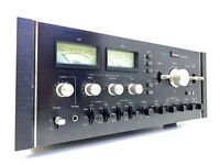 SANSUI CA-3000 Stereo Pre Amplifier Vintage 1975 HiFi Working 220Volts LIKE NEW
