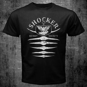 New Japan Masked Kamen Rider Dai Shocker Secret Society Villain T-shirt