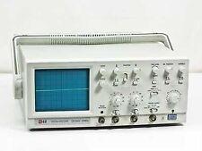 Goldstar Digital Os 5020 Analog Oscilloscope