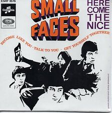★☆★ CD SINGLE SMALL FACES	Here Come The Nice 4-track CARD SLEEVE  NEW SEALED ★☆★
