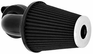 Arlen Ness Stage 1 Black Monster Sucker Air Cleaner Filter Kit Harley Sportster