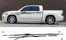 VINYL GRAPHIC DECAL CAR TRUCK KIT CUSTOM SIZE COLOR VARIATION MT-239