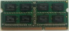 8GB PC3-12800 DDR3 RAM 1600MHZ LAPTOP MEMORY MAJOR BRAND WARRANTY