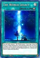 THE WORLD LEGACY | CHIM-EN061 | Common | Chaos Impact - YuGiOh 1st edition