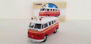 Corgi 98475 Volkswagen Van - Fire Marshall  Limited Edition NIB!!