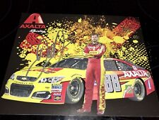 Dale Earnhardt Jr 2017 signed autographed  Hero Card JSA COA