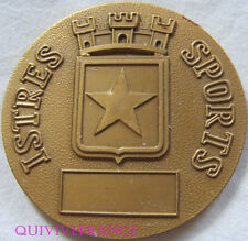 MED3934 - MEDAILLE ISTRES SPORTS
