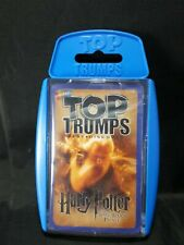 Harry Potter & The Half Blood Prince Top Trumps Brand New Card Game
