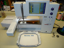 Nice LOW 48 Hr. BERNINA 200 with Embroidery,  Just serviced and ready to go !!
