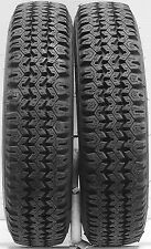 2 15513 Michelin 155 13 X8 pneus usagés x2 clous en métal GRASS TRACK Banger Racing