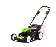 GreenWorks LMB408. Pro 21 inch 80V Cordless Brushless Lawn Mower bare tool only.