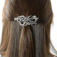 Vintage nordischen Stick Folie Wikinger Haarnadeln Celtics Knoten Haarspange