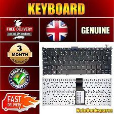 Nouveau Acer Aspire S5 S5-391 S3 S3-951 ms2346 laptop Clavier Sans Cadre UK