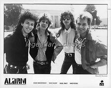 Alarm I.R.S. Original Music Press Photo