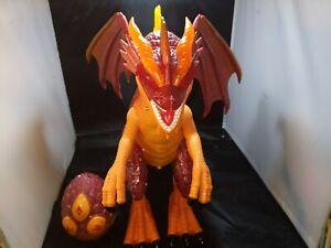 Remote Control Dragon Figurine