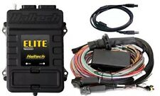 Haltech HT-151204 Elite 2000 ECU + 2.5m (8 ft) Premium Universal Wire-in Harness