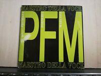 Premiata Forneria Marconi MAESTRO DELLA VOCE 4,09 - cd singolo cardsleave 1998