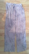 BNWT New Marks Spencer M&S Rosie for Autograph Collection Lounging Pants Size 6