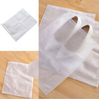 12Pcs Portable Shoes Bag Travel Storage Pouch Dust Bag Non-woven Gift