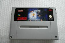Jeu Super Nintendo / Snes game Another World PAL fah original * retrogaming