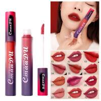 Women Liquid  Sexy 10 Colors Metallic Lipgloss Lip Makeup Matte Lipstick