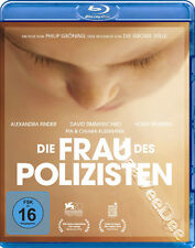 The Policeman's Wife NEW Arthouse Blu-Ray Disc P. Gröning A. Finder Germany