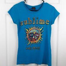 Womens Sublime Rock Band T-shirt Tee Sz. S