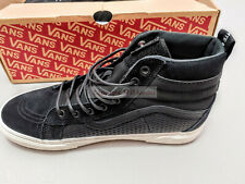 Brand New In Box - Vans skateboard Sk8-Hi MTE DX Tact & Black Shoes M 11, W 12.5