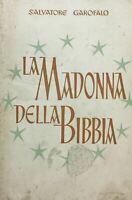 LA MADONNA DELLA BIBBIA S. GAROFALO 1958 J1092