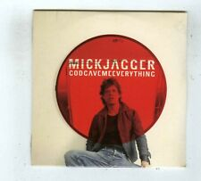 CD SINGLE PROMO (NEW) MICK JAGGER GOD GAVE ME EVERYTHING