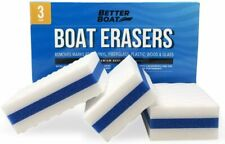 Premium Boat Scuff Eraser Magic Boating Accessories for Cleaning Black Streak