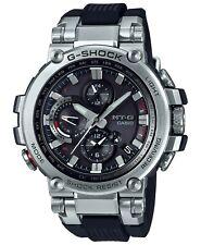NEW G-Shock Men's Solar Black Resin Strap Watch 51.7mm Bluetooth MTGB1000-1A