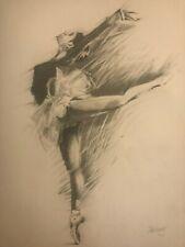 Aldo Luongo, Ballerina Kim, signed serigraphs. 19/250 & unknown